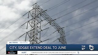 City Council reluctantly extends SDG&E franchise agreements through June