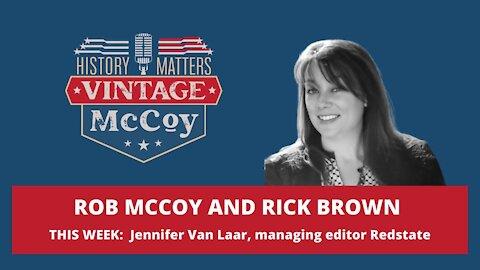Vintage McCoy: Jennifer Van Laar, Managing Editor Redstate PART 2!