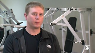 Moving Forward: a gym fit for first responders