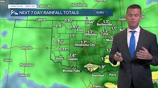 More Rain This Weekend