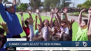 In-Depth: Summer camps reopen under new normal