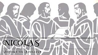 Nicolas - Victory or Apostasy - Nicolas Chinchurreta
