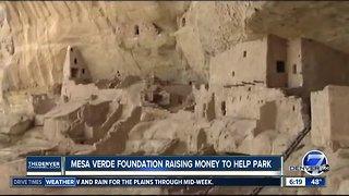 Mesa Verde Foundation raising money to help park