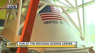 812AM Michigan Science Center in Detroit