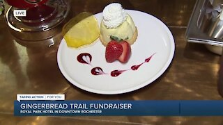 Gingerbread Trail Fundraiser