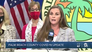 Palm Beach County expecting 'double shipment' of COVID-19 vaccine next week