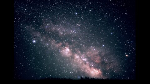 Timelpase: Our Galactic Center Milky Way - StarGlow Edition
