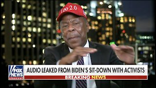 Audio Leaked From Biden's Sit-Down With Activists
