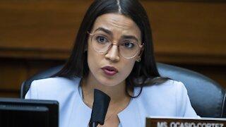 Alexandria Ocasio-Cortez Recalls Feelings During Insurrection
