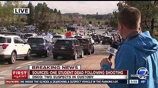 How students and parents are reunited after Highlands Ranch school shooting