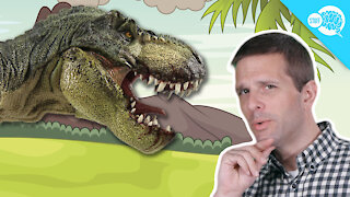 BrainStuff: How Do We Know What Dinosaurs Looked Like?