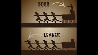 Boss vs Leader [GMG Originals]