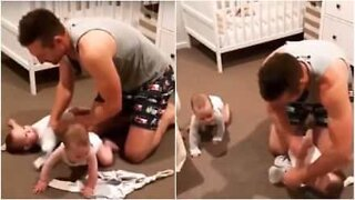 Utfordringen med å få tvillingbabyer klar til sengs