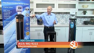 H2O Concepts can help find the best water system for your home