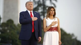 President Trump Delivers Divisive Independence Day Speech