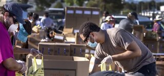 Vegas food banks brace for increase in need
