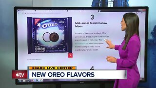 New Oreo flavors rolling out this summer