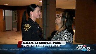 Midvale Neighborhood Association hosts first ever GAIN event