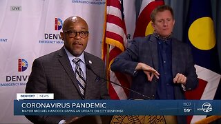 Denver mayor outlines what restrictions could look like if stay-at-home order lifted