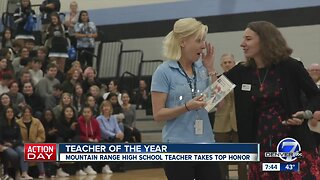 Colorado Teacher of the Year announced: Hilary Wimmer
