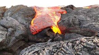 Hawaiis utrolige lava tur