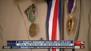 A Veteran's Voice: Remembering D-Day