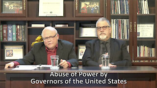 Abuse of Power by Governors in the United States