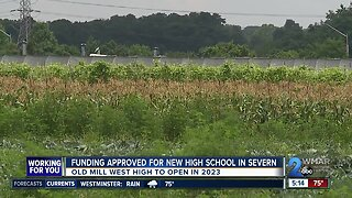 Funding approved for new high school in Severn