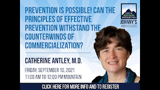 Can the principles of effective prevention withstand the counterwinds of commercialization?