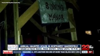 Kern's Kindess: Bakersfield Family hosts annual haunted house despite pandemic.