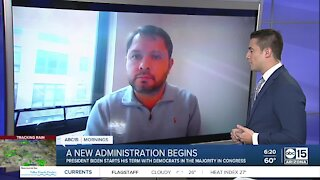 AZ Rep. Gallego discusses future of Congress with Democratic hold