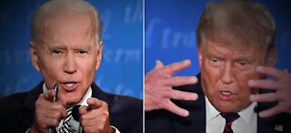 Trump v Biden latest from the state of Georgia