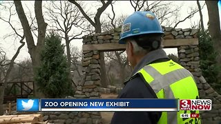 Omaha's Henry Doorly Zoo Opening New Exhibit