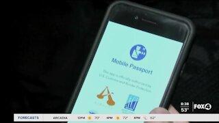 Digital passports expected soon