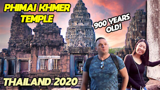 Thailand Temple Travel: 900-Year Old Phimai Khmer Temple
