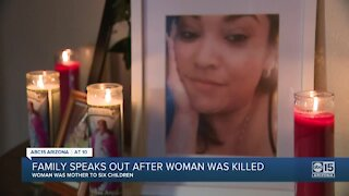 Family speaks out after woman found shot, killed in vehicle near 35th and Southern avenues