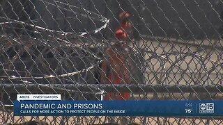 Emergency motion demands AZ prison plan for COVID-19