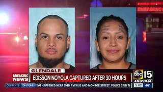 Kidnapping, shooting suspect in custody
