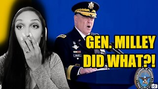 Gen. Milley and CHINA?!