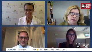 Back to school: Virtual discussion on COVID-19 and kids