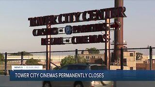 Tower City Cinemas in Downtown Cleveland Closes Permanently