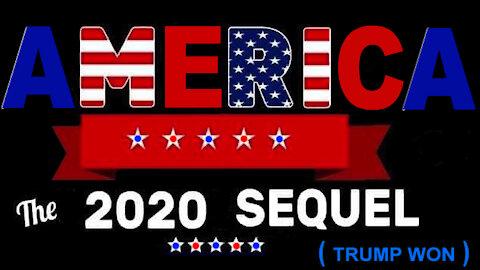 AMERICA - The 2020 SEQUEL - 13 min.