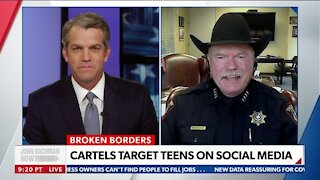 TX Sheriff: Border Patrol Can't Withstand Migrant Surge Much Longer