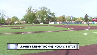 Liggett chasing Division 1 state baseball title