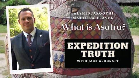 Matt Flavel on Expedition Truth 2021