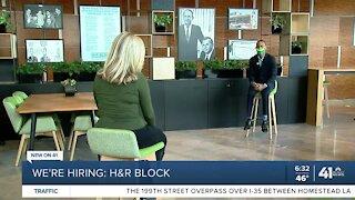 We're Hiring: H&R Block