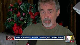PD: Burglary suspect beat, tied up Fairfield Township homeowner