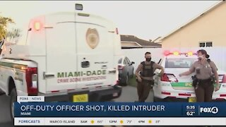 FDLE investigates officer involved shooting Miami