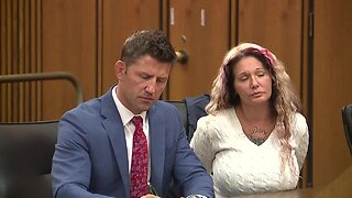 Woman sentenced to for fleecing elderly man
