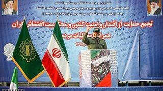 Washington Says Iran May Have Killed Over 1,000 Iranians Amid Protests